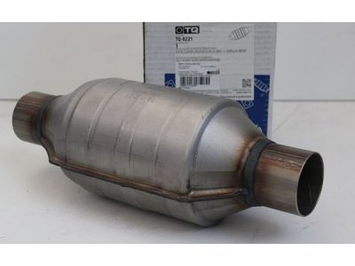 Katalizator za dizel motore od 3.0, ovalan
