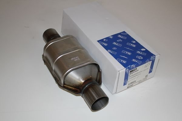 Katalizator za dizel motorje od 2.0, ovalen