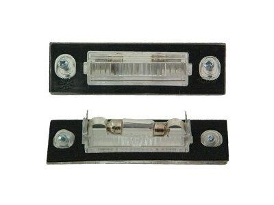 Kennzeichenbeleuchtung Fiat Stilo 01- 3V/5 Türer