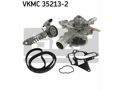Kit mikro Riemen mit Wasserpumpe 182366 - Opel