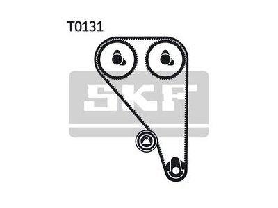 Kit zobatega jermena 182923 - Ford, Volvo