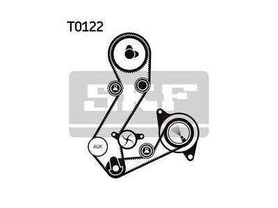 Kit zobatega jermena 49424 - Ford