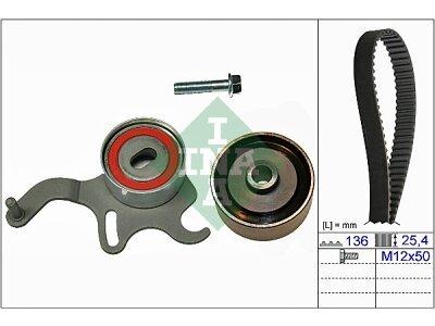 Kit zobatega jermena 530005410 - Opel Corsa 93-00