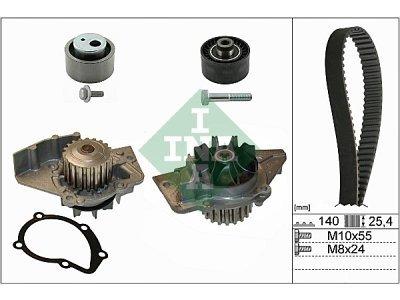 Kit zobatega jermena 530044030 (+ vodna črpalka) - Citroen Xsara 97-05