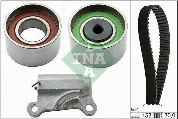 Kit zobatega jermena 530047710 - Mazda 6 02-08