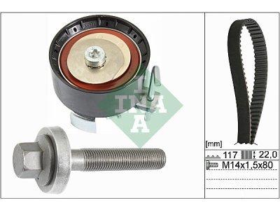 Kit zobatega jermena 530060510 - Ford C-Max 10-15