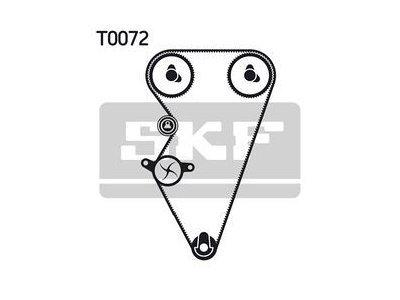 Kit zobatega jermena 59963 - Rover