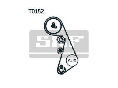 Kit zobatega jermena 86957 - Audi, VW
