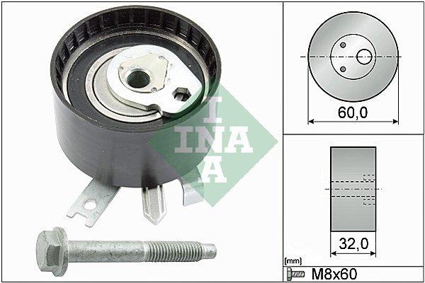 Kit zobatega jermena (napenjalec) 531054710 - Nissan Almera 00-06