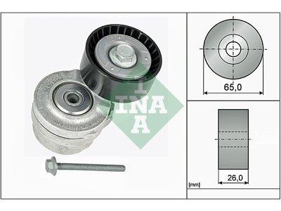 Kit zobatega jermena (napenjalec) 534010120 - Fiat Doblo 01-10