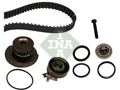 Kit zobatega jermena (+ vodna črpalka) 530000431 - Opel Meriva 03-10