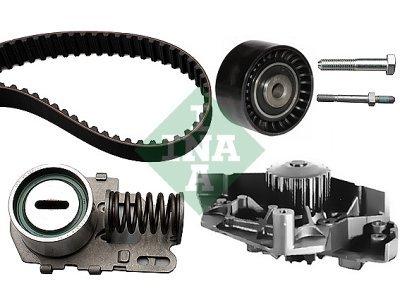 Kit zobatega jermena (+ vodna črpalka) 530007630 - Lancia Zeta 95-02