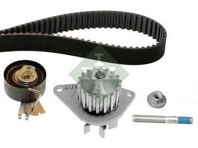Kit zobatega jermena (+ vodna črpalka) 530033430 - Citroen C3 02-16