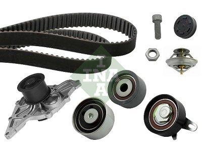 Kit zobatega jermena (+ vodna črpalka) 530041631 - Audi A8 94-03