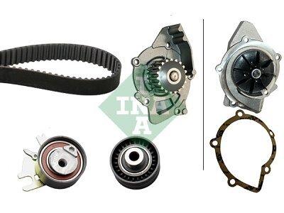 Kit zobatega jermena (+ vodna črpalka) 530044930 - Peugeot 307 01-08