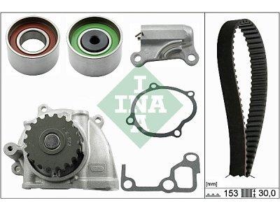 Kit zobatega jermena (+ vodna črpalka) 530047730 - Mazda 6 02-08