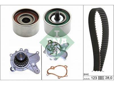 Kit zobatega jermena (+ vodna črpalka) 530050230 - Kia Sportage 04-10