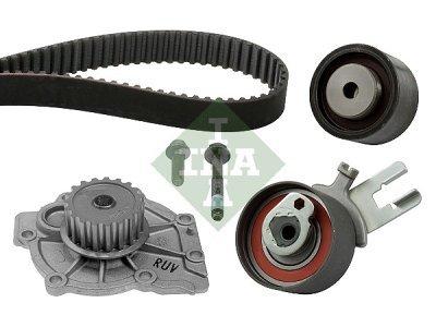 Kit zobatega jermena (+ vodna črpalka) 530058230 - Volvo C30 06-13