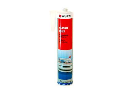 Kleber für die Montage der Windschutz Scheibe SikaTack - Drive