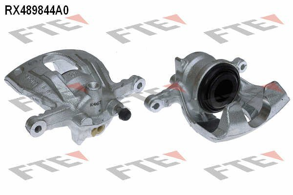 Kliješta prednjih kočnica 137677 - Opel Corsa 00-10
