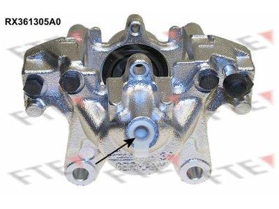 Kliješta stražnjih kočnica 122986 - Mercedes-Benz Razred C 00-07