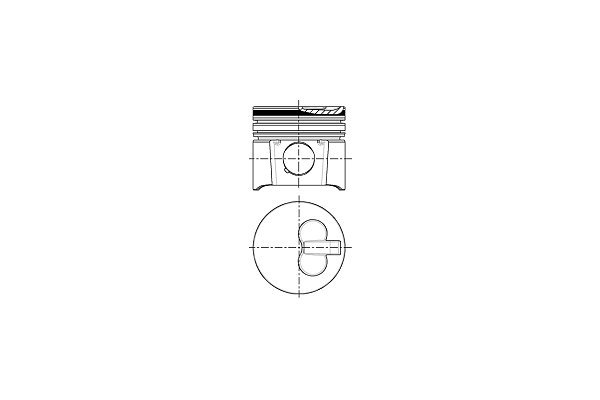 Klip - Citroen Jumper 94-02; 83mm