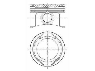 Klip - Fiat Doblo 01-