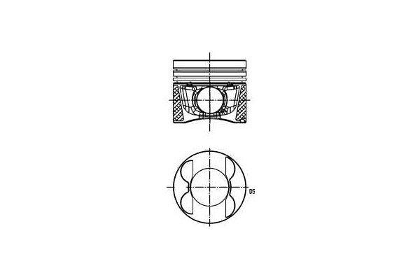 Klip - Mercedes-Benz Razred C (W204) 07-14