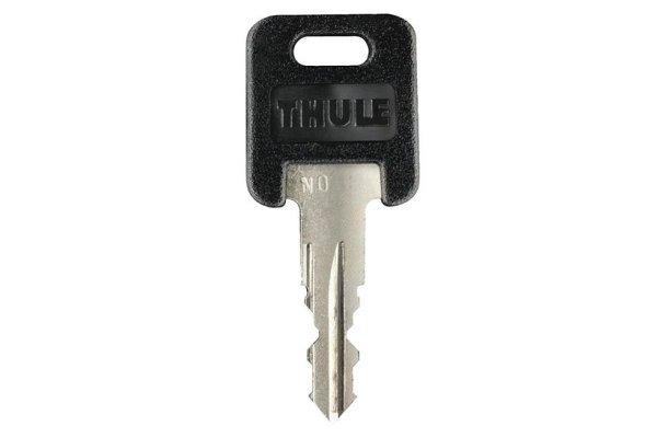 Ključ za krovni kofer, Thule5