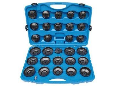 Ključ za uljni filter, 30-delni komplet, 08460L