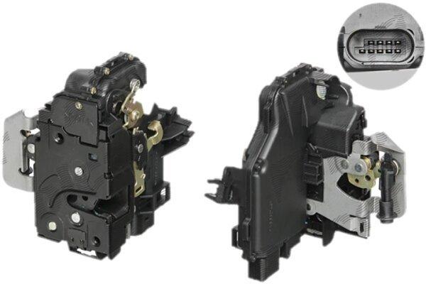 Ključavnica prednjih vrat (notranja) 1327ZC-2F - Audi A4 00-04