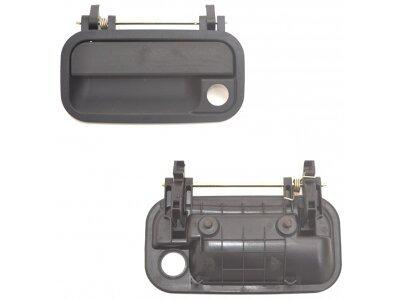 Kljuka vrat (zunanja) Opel Astra 91-95 črna