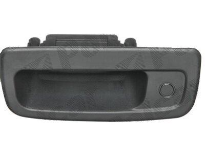 Kljuka (zunanja) vrat Renault Kangoo 08-, črna