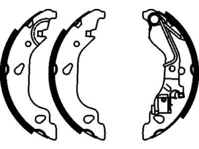 Kočiona čeljust 166141 - Fiat
