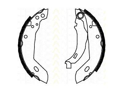 Kočiona čeljust S72-1030 - Renault