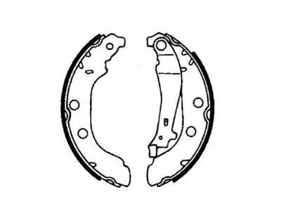 Kočiona čeljust S72-1041 - Peugeot