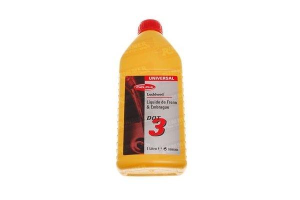 Kočiona tekućina DOT3 0,5L DELPHI
