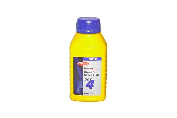 Kočiona tekućina DOT4 0,5 L DEPLHI