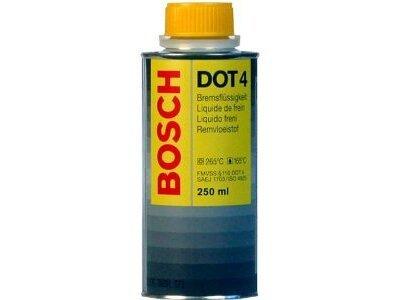 Kočiona tekućina DOT4 250ml BOSCH