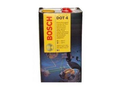 Kočiona tekućina DOT4 HP 5L BOSCH
