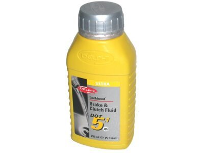 Kočiona tekućina DOT5 250 ml DELPHI