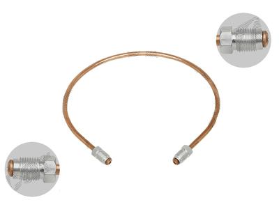 Kočiono crevo S76-0050AA, M10X1, bakreno