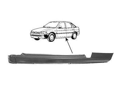 Kolona Ford ESCORT 90-99, 3 vratni