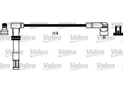 Komplet kablova za paljenje svječica 346196 - Audi A3 96-03
