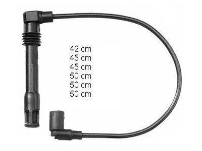 Komplet kablova za paljenje svječica za Audi A8 94-03