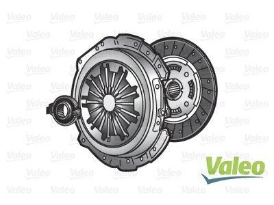 Komplet kvačila VA801552 - Fiat Ducato 82-94