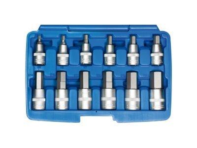Komplet nasadnih ključev, 12-delni, 04950L