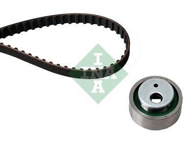 Komplet stezača/zatezača zupčastog remena 530001210 - Peugeot 306 93-01
