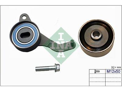 Komplet stezača/zatezača zupčastog remena 530004709 - Opel Astra 91-02