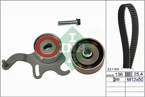 Komplet stezača/zatezača zupčastog remena 530005410 - Opel Corsa 93-00